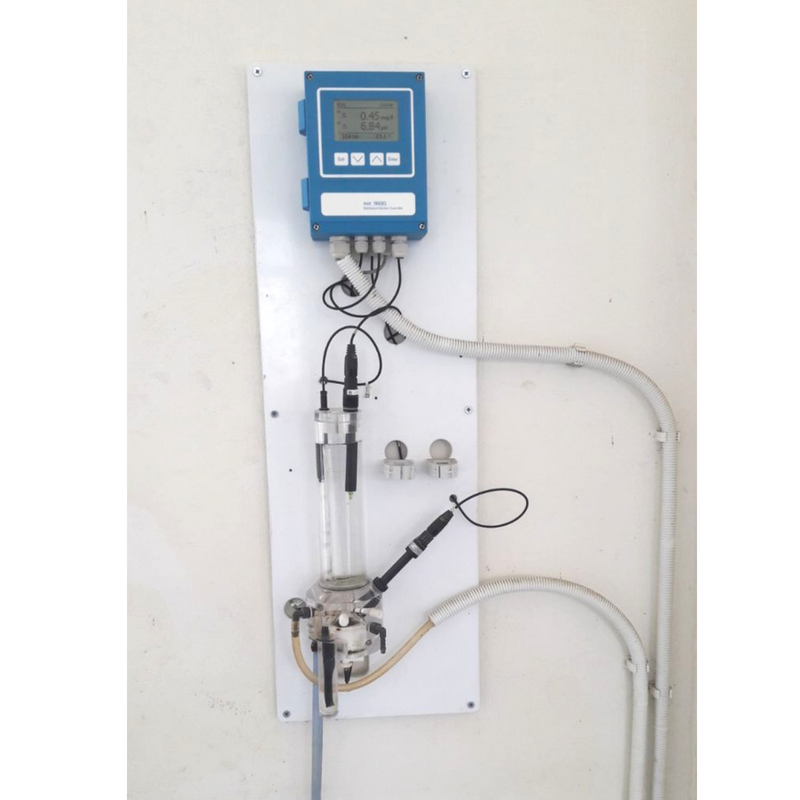 VSIP Service contract Chlorine analyzer