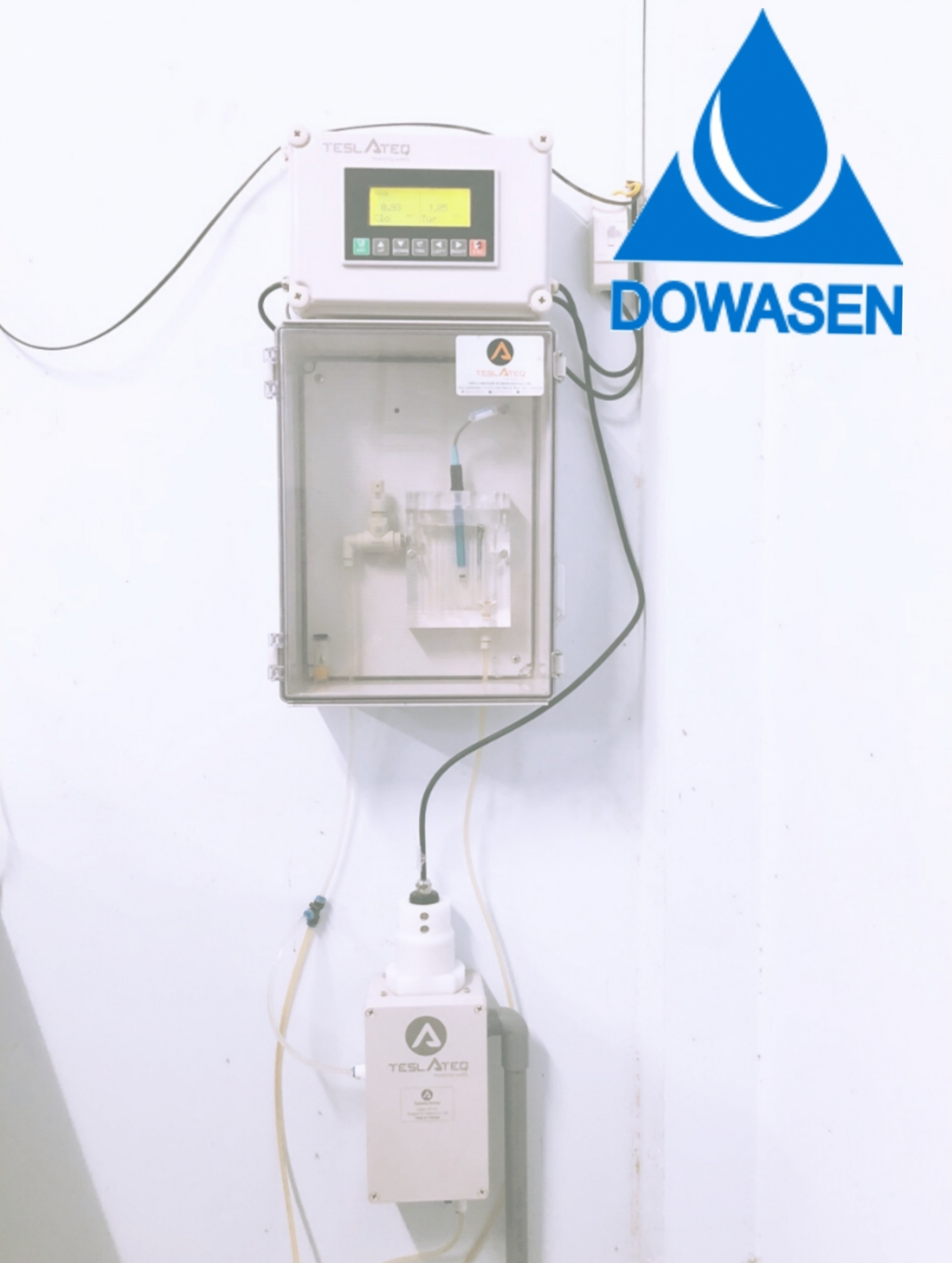 My An Water Treatment Plant (Branch of DOWASEN)