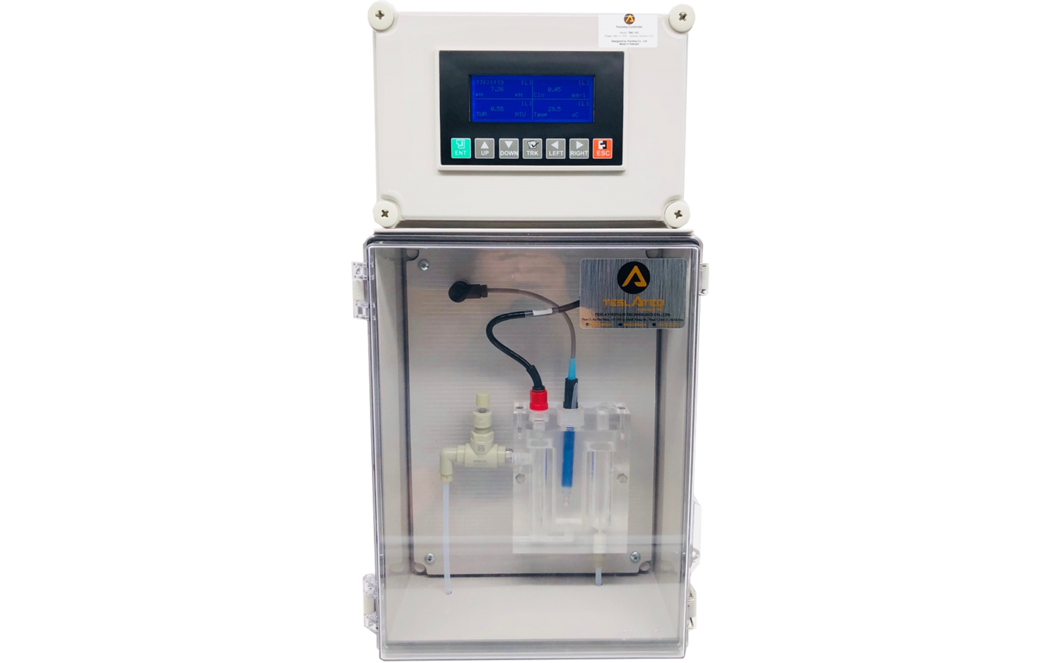 Online Ozone Analyzer Model TMC-102 + TCO101